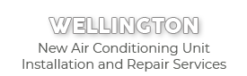Wellington New Air Conditioning Unit Installation and Repair Services-new logo